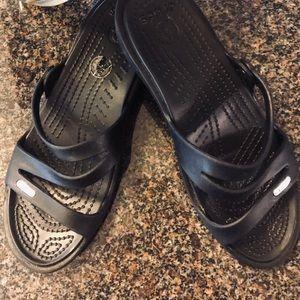 Crocs sandals size 8 NWOT
